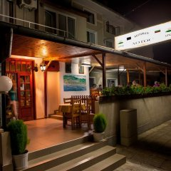 Отель Penzion Lotos Аврен гостиничный бар