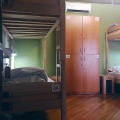 Envoy Hostel Кровать в общем номере с двухъярусной кроватью фото 7