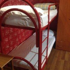 Отель HostelRoma Кровать в общем номере с двухъярусной кроватью фото 6