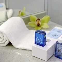 Отель Novotel Rennes Alma 4* Стандартный номер с различными типами кроватей