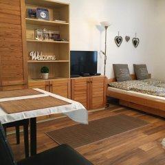 Отель Blue River Apartment Венгрия, Будапешт - отзывы, цены и фото номеров - забронировать отель Blue River Apartment онлайн комната для гостей фото 2