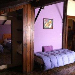 Отель Viviendas Rurales La Fragua сауна