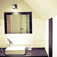 Отель Villa Atelier Польша, Познань - отзывы, цены и фото номеров - забронировать отель Villa Atelier онлайн ванная фото 2
