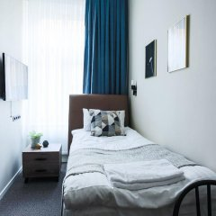 Hotel Hötorget 2* Номер категории Эконом с различными типами кроватей