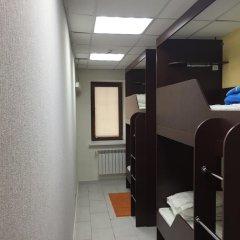 Хостел Кот на Крыше Кровать в общем номере фото 22