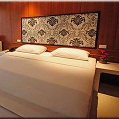 Отель Marsi Pattaya Стандартный номер с различными типами кроватей фото 15