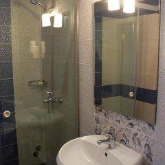 Отель Avenue Болгария, Шумен - отзывы, цены и фото номеров - забронировать отель Avenue онлайн ванная фото 2