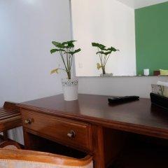Отель Alcides Португалия, Понта-Делгада - отзывы, цены и фото номеров - забронировать отель Alcides онлайн удобства в номере фото 2