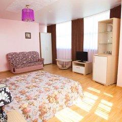 Гостевой Дом Юнона Студия с различными типами кроватей фото 7