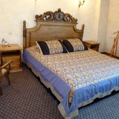 Гостиница Камелот Стандартный номер с различными типами кроватей фото 2