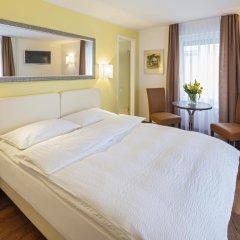 Отель APARTHOTEL Familie Hugenschmidt 3* Номер с общей ванной комнатой с различными типами кроватей (общая ванная комната) фото 8