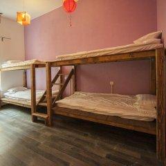 Pururoom Hostel Кровать в общем номере двухъярусные кровати фото 4