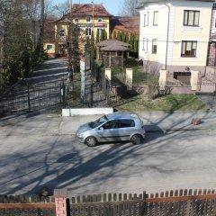 Гостевой дом У Озера парковка