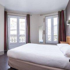 Hotel Bonsejour Montmartre 3* Стандартный номер с разными типами кроватей фото 7