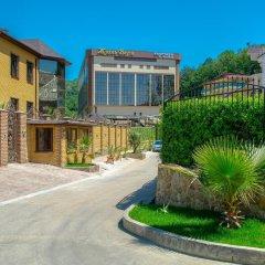 Гостиница Jules Verne Aparthotel парковка