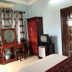 Hong Thien Backpackers Hotel 2* Стандартный номер с различными типами кроватей фото 5