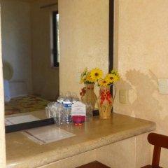 Отель Villas La Lupita 2* Стандартный номер с различными типами кроватей фото 8
