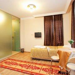 Casa Mia Hotel 3* Номер категории Эконом с различными типами кроватей фото 11
