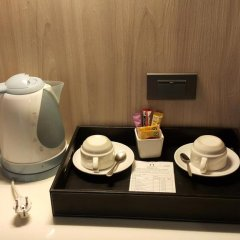 Отель The Heritage Hotels Bangkok 4* Номер Комфорт с различными типами кроватей фото 14