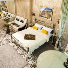 Гостиница Империя Сити 4* Стандартный номер с различными типами кроватей фото 3