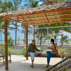 Отель Coconut Tree Hulhuvilla Beach Мале фитнесс-зал