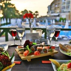 Отель Lyra Resort - All Inclusive Сиде питание фото 3