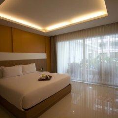 Отель Chanalai Hillside Resort, Karon Beach 4* Номер Делюкс с двуспальной кроватью фото 7
