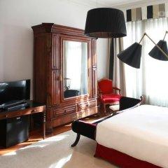 Отель Oporto Loft 4* Номер Делюкс разные типы кроватей фото 27
