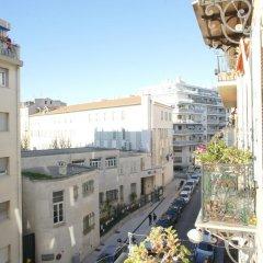 Отель Vieux Nice Garibaldi Ницца балкон