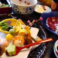 Отель Ryokan Yumotoso Минамиогуни питание