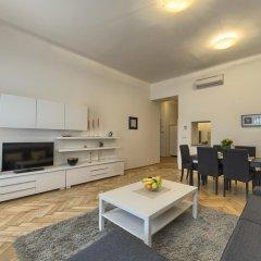 Апартаменты Residence Salvator - Prague City Apartments комната для гостей фото 5