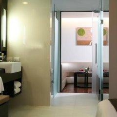 Отель Radisson Suites Bangkok Sukhumvit Бангкок ванная