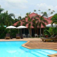 Отель Green View Village Resort 3* Стандартный номер с различными типами кроватей фото 6