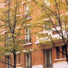 Отель Lilas Gambetta балкон