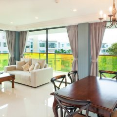 Отель Rocco Huahin Condominium Апартаменты с 2 отдельными кроватями фото 5