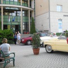 Отель Uni-Hotel Diakotthon Венгрия, Силвашварад - отзывы, цены и фото номеров - забронировать отель Uni-Hotel Diakotthon онлайн городской автобус