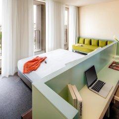 Hotel Glam Milano 4* Улучшенный номер с двуспальной кроватью фото 4