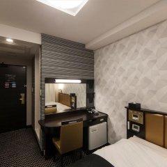 Apa Hotel Iidabashi-Ekimae 3* Стандартный номер с различными типами кроватей фото 3
