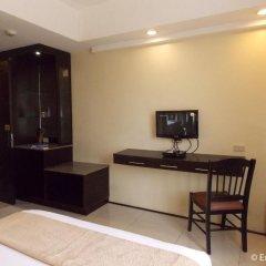 Отель M Citi Suites 3* Стандартный номер с различными типами кроватей фото 2