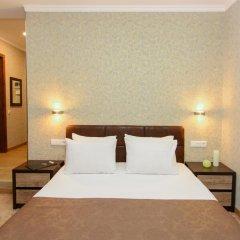 Отель King David 3* Стандартный семейный номер с двуспальной кроватью фото 4