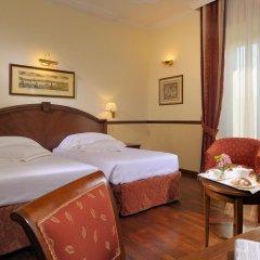 Отель Worldhotel Cristoforo Colombo 4* Улучшенный номер с различными типами кроватей фото 13