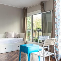 Отель Camino Bed and Breakfast Барселона балкон