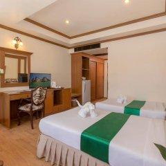 Отель Tiger Inn 3* Улучшенный номер с двуспальной кроватью фото 13