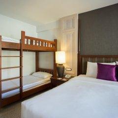 Отель Phuket Orchid Resort and Spa 4* Стандартный семейный номер с разными типами кроватей фото 2