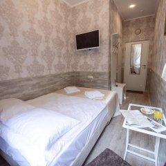 Гостиница АРТ Авеню Стандартный номер двухъярусная кровать фото 32