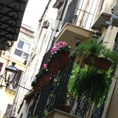Отель Alle Antiche Mura del Vicolo Италия, Палермо - отзывы, цены и фото номеров - забронировать отель Alle Antiche Mura del Vicolo онлайн балкон