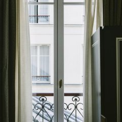 Hotel Pulitzer Paris 4* Стандартный номер с двуспальной кроватью фото 25