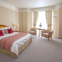 Гостиница Holiday Inn Moscow Seligerskaya 4* Люкс с разными типами кроватей фото 4