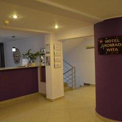 Hotel Gromada Poznań интерьер отеля фото 3