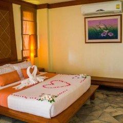 Отель Railay Bay Resort and Spa 4* Коттедж Делюкс с различными типами кроватей фото 12